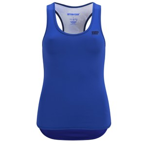 Myprotein Women's Racer Back Scoop Vest - Blue Graffiti