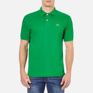 Lacoste Men's Polo Shirt - Green