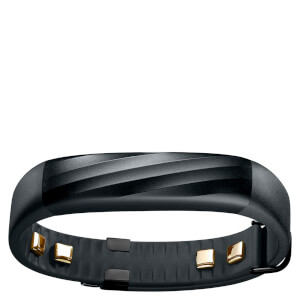 Jawbone UP3 Wristband Activity and Sleep Tracker - Black Twist