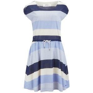 Vero Moda Women's Milly Striped Dress - Grapemist