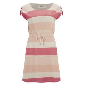Vero Moda Women's Milly Striped Dress - Tropical