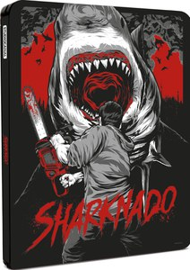 Sharknado - Zavvi Exclusive Limited Edition Steelbook (UK EDITION)