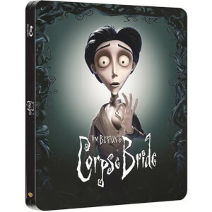 The Corpse Bride - Steelbook Edition