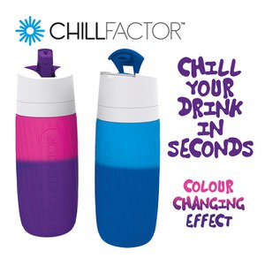 Chill Factor (600ml) Drinks Bottle