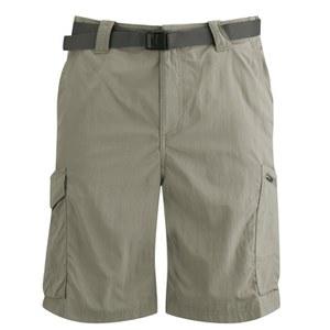 Columbia Men's Silver Ridge 10 Inch Cargo Shorts - Tusk Tan