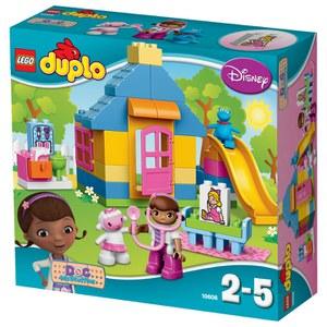 LEGO DUPLO: Doc McStuffins Backyard Clinic (10606)