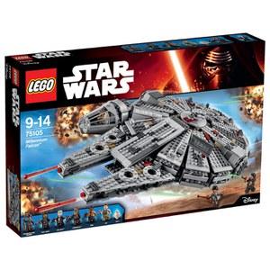 LEGO Star Wars: Faucon Millennium™ (75105)