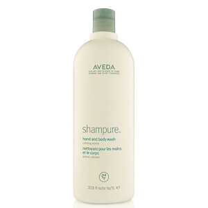 Aveda Shampure Hand and Body Wash (1000 ml) - (Værdi: £70,00)