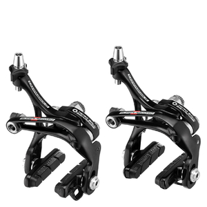 Campagnolo Super Record Skeleton Dual Pivot Brake Caliper Set