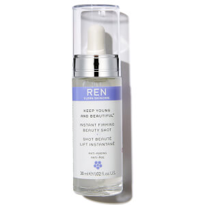 REN Keep Young and Beautiful™ Instant Firming Beauty Shot(렌 킵 영 앤 뷰티풀™ 인스턴트 퍼밍 뷰티 샷)