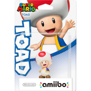 Toad amiibo (Super Mario Collection)