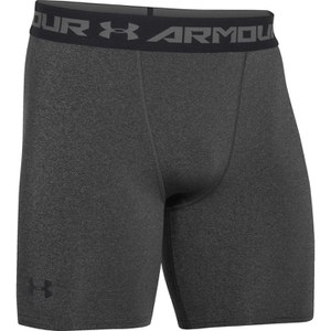 Short Under Armour Heat Gear -Charbon