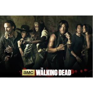 The Walking Dead Season 5 - Maxi Poster - 61 x 91.5cm