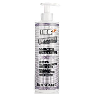 Colour Cocktail de Fudge - Rubia (500 ml)
