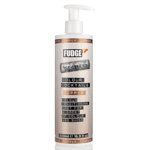 Fudge Colour Cocktail - Copper (500ml)