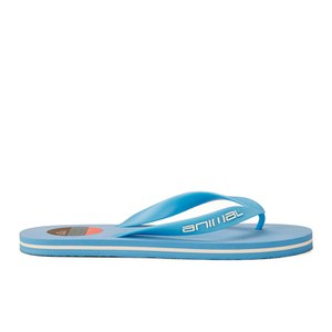 Animal Men's Costaz Flip Flops - Blue
