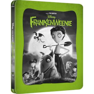 Frankenweenie 3D (Includes 2D Version) - Zavvi Exclusive Limited Edition Steelbook