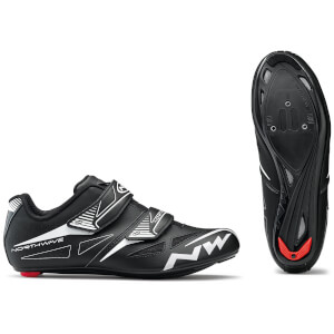Northwave Jet Evo Cycling Shoes - Black
