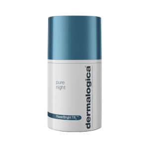 Tratamiento Nutritivo en Crema Dermalogica Pure Night - PowerBright TRx