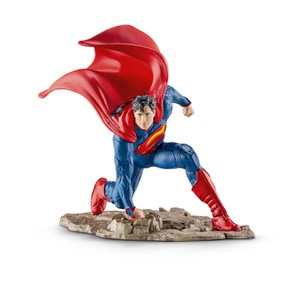 Schleich Superman: Kneeling Figure