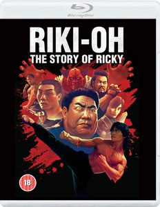 Riki-Oh: Story of Ricky - Dual Format (Includes DVD)