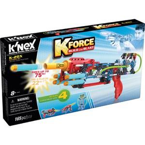K'NEX K Force K-20X Blaster (47524)