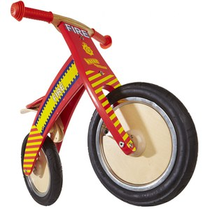 Kiddimoto Fire Kurve Bike