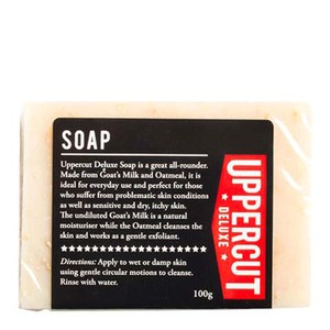Uppercut Deluxe Men's Soap (100г)