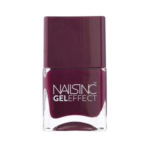 Nails inc. Esmalte de uñas Kensington High Street Gel Effect (14 ml)
