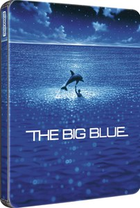 The Big Blue - Zavvi Exclusive Limited Edition Steelbook (2000 Only) (UK EDITION)