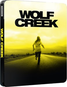 Wolf Creek - Zavvi Exclusive Limited Edition Steelbook (2000 Only) (UK EDITION)