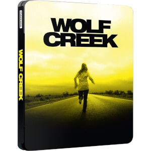 Wolf Creek - Zavvi UK Exclusive Limited Edition Steelbook (2000 Only)