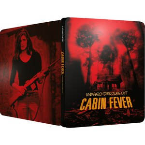 Cabin Fever - Zavvi Exclusive Limited Edition Steelbook (2000 Only) (UK EDITION)