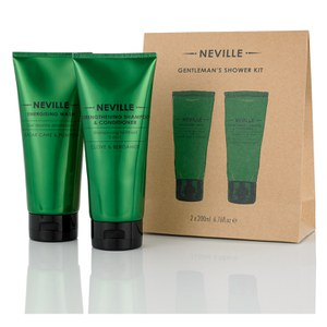 Neville Gentleman's Shower Kit (2 x 200 ml)