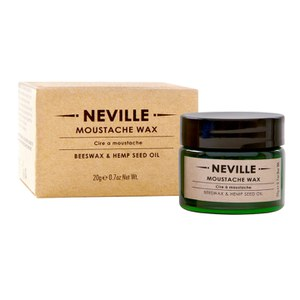 Neville Moustache Wax (20ml)