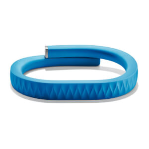 Up By Jawbone Sleep and Activity Tracking/Health and Fitness Wristband - Blue - Medium - Grade A Refurb