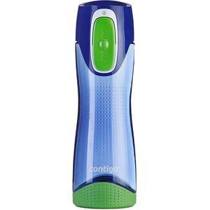 Botella Contigo Swish (500 ml) - Azul cobalto/verde