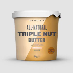 Myprotein Mixed Nut Butter (Peanut, Cashew and Almond)