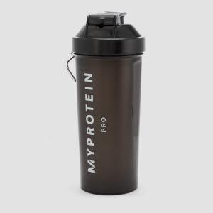 Myprotein Smartshake™ - Liten - Svart - 1 Liter