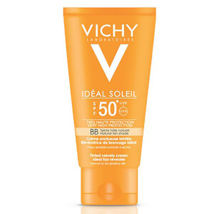 Vichy Ideal Soleil Velvety BB Cream SPF 50 50ml.