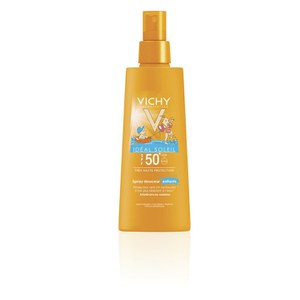 Vichy Ideal Soleil Spray For barn SPF 50+ 200ml.