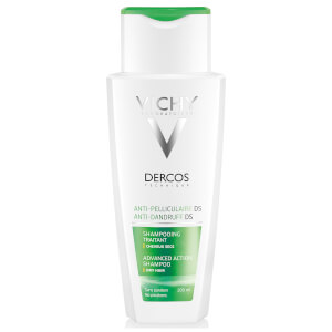 Vichy Dercos Anti-Dandruff Shampoo For Dry Hair 200ml