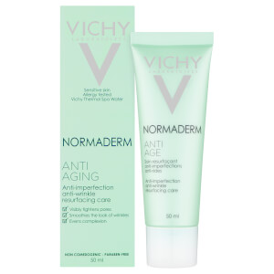 Vichy Normaderm Anti-Age Anti-Imperfection Anti-Wrinkle Resurfacing Care 50ml: Image 2
