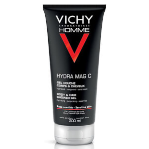 Vichy Homme Shower Gel 200ml: Image 1