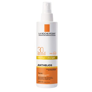 Spray La Roche-Posay Anthelios XL Ultra Light - FPS 30 (200 ml)