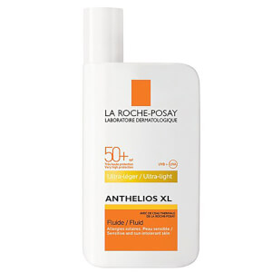 Ultra Light Fluid SPF 50+ Anthelios XL de La Roche-Posay, 50 ml
