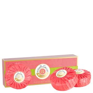Roger&Gallet Fleur de Figuier Soap Coffret 3 X 100 g