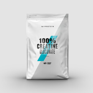 100% Creatine Gluconate
