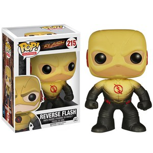 DC Comics Flash Reverse Flash Funko Pop! Vinyl