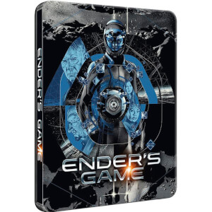 Enders Game - Limited Edition Steelbook (UK EDITION)